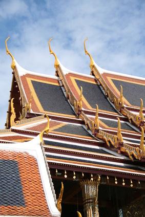 Wat Phra Kaeo © Ben L - Fotolia.com