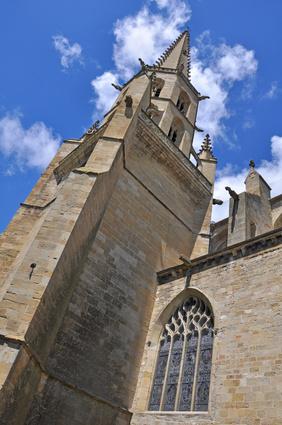 l'église de Mirepoix © chanelle - Fotolia.com