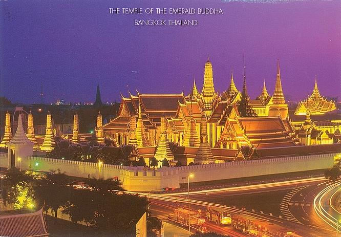 Wat Phra Kaeo - Wat Phra Sri Rattana Satsadaram